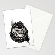 H3D93H09 (Hedgehog) Stationery Cards