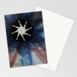 Flos Americana Stationery Cards