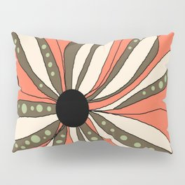FLOWERY LAURA  / ORIGINAL DANISH DESIGN bykazandholly   Pillow Sham