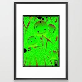 squids Framed Art Print