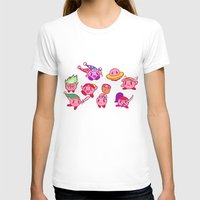 kirby T-shirts featuring Kirby by Spacey Brains