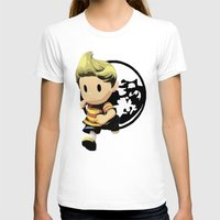 lucas david T-shirts featuring Lucas by ScoDeluxe