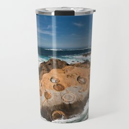 Point Lobos Landscape Travel Mug