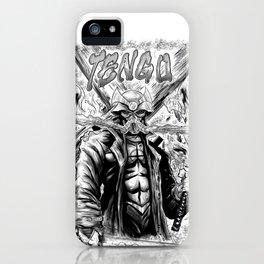 Tengu: Life Times to Hero. iPhone Case