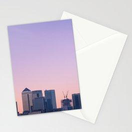 Summer Skyline Stationery Cards
