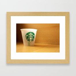 Free Sample. Framed Art Print