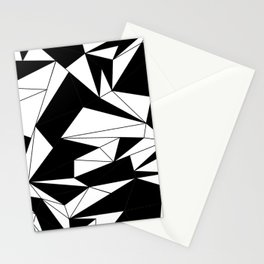 looking black Stationery Cards