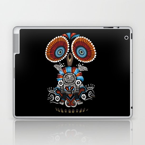 Mexican Owl Laptop & iPad Skin