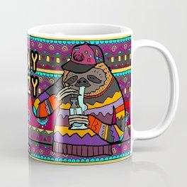 LAZY SLOTH Coffee Mug