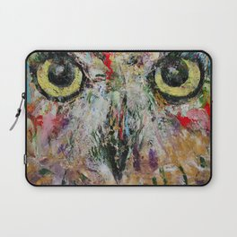 Mystic Owl Laptop Sleeve
