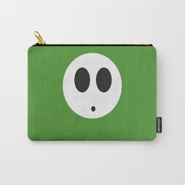 SHY GUY(GREEN) Carry-All Pouch