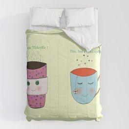 Tea and Coffee Comforters