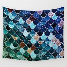 REALLY MERMAID TIFFANY Wall Tapestry