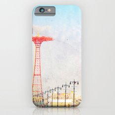 Brooklyn's Eiffel Tower iPhone 6s Slim Case