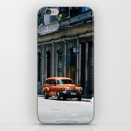 Casa Cubana iPhone Skin