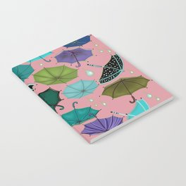 DownPour of the Umbrella's Notebook