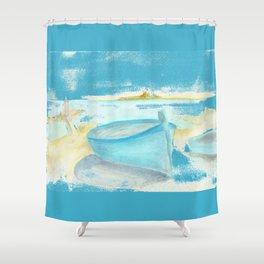 Portopalo C.P. Shower Curtain