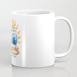 Visit Solaris Retro Coffee Mug