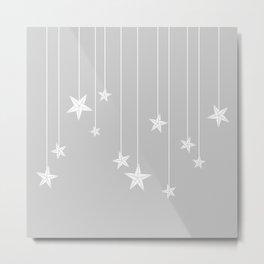 Hanging stars Metal Print