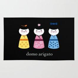 Thank you - Domo Arigato Rug