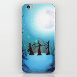 Witch Coven iPhone Skin
