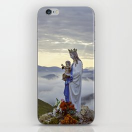 Vierge d'Orisson; Camino Frances iPhone Skin