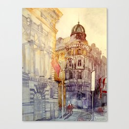 Wien Canvas Print