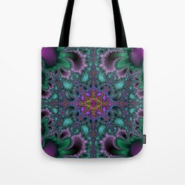 Fractal Abstract 36 Tote Bag