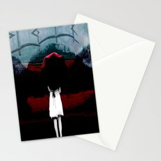 Heaven Is Perfect For Hell Stationery Cards