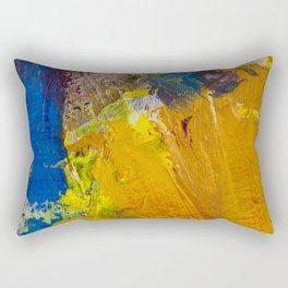 Flower dual Rectangular Pillow