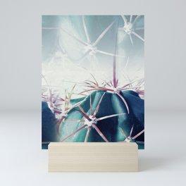 Cactus Abstract Mini Art Print