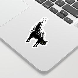 Freaking Meow Sticker