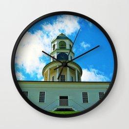 Halifax Town Clock Wall Clock