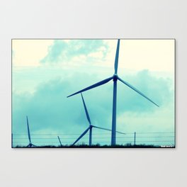 Gentle Giant Canvas Print