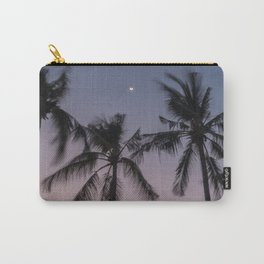 Crescent Moon Over Dauin Carry-All Pouch