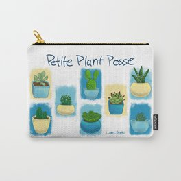 Petite Plant Posse Carry-All Pouch