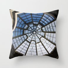Guggenheim Museum Throw Pillow