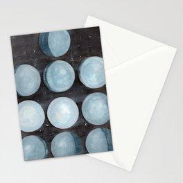 Poepoe Mahina Phase Stationery Cards