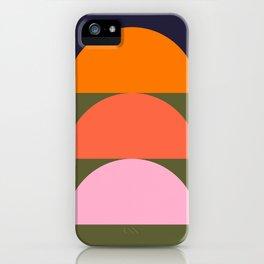Spring- Pantone Warm color 03 iPhone Case