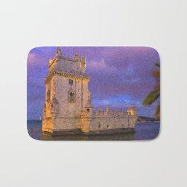 Torre de Belem, Lisbon Bath Mat