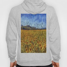 Vincent Van Gogh Sunflowers Hoody