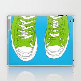 Cons. Art Print. Trainers. Sneakers. Converse All Star. Boys Art. Laptop & iPad Skin