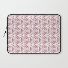 *BURGUNDY_PATTERN_1 Laptop Sleeve