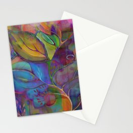 Pretty Petals Stationery Cards