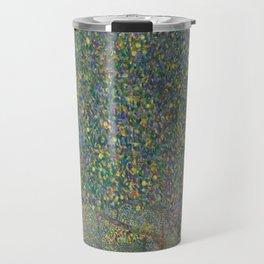 Gustav Klimt - Pear Tree Travel Mug