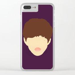 B.A.P Daehyun Clear iPhone Case