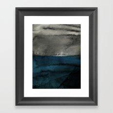 watercolor_011 Framed Art Print