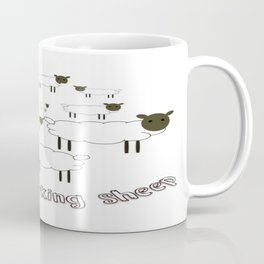 I Hate Flocking Sheep Coffee Mug