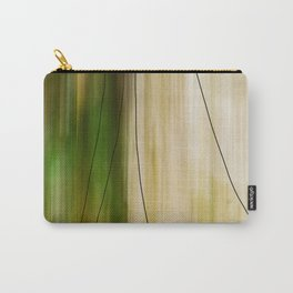 Forest, Water, Lines Carry-All Pouch