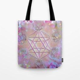 Merkaba Dreams Tote Bag